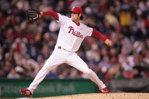 Cole Hamels is 1-6 on the season and the team is 1-8 in his nine starts.