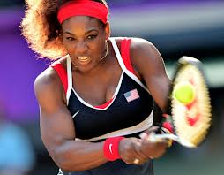 Overcoming injuries and illness, Serena Williams left competitors in the dust in 2012.