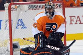 Ilya Bryzgalov had 42 saves for the Flyers in their win over the Carolina Hurricanes