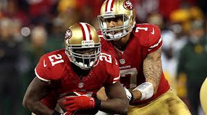 The 49ers Colin Kaepernick may be fast, but he's smart enough to have a firm grasp of the 49ers Piston Read-option offense.