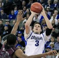 Creighton's 6-8 forward Doug McDermott averages 23 points per game coming into Friday's Second Round NCAA Tournament matchup against Cincinnati.