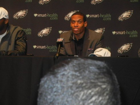 New Eagles cornerback Cary Williams comes to Philadelphia after winning a Super Bowl with Baltimore.