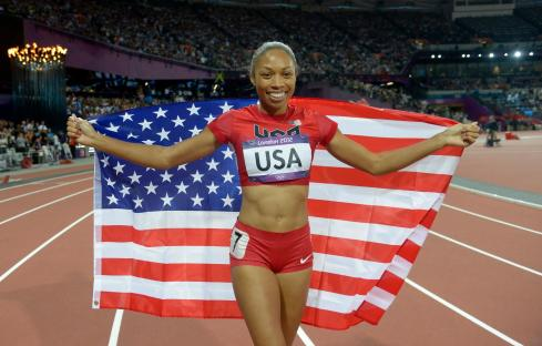 Four-time Olympic Gold Medalists is looking to have another good year in 2013.