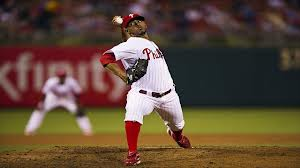 Antonio Bastardo along with Mike Adams kept the Royals from scoring to keep the Phillies in the game.