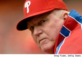 Charlie Manuel said Phillies need play better baseball consistently.