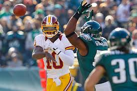 Robert Griffin III will start against the Eagles in the 2013 season-opener at Fed Ex Field in Landover, Md.
