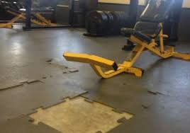 Photos of worn out equipment at Grambling's athletic facilities. Photo was taken by the Gramblinite.