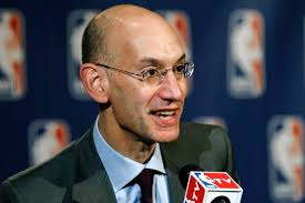 NBA Commissioner Adam Silver imposed a lifetime ban on Los Angeles Clippers owner Donald Sterling who made racist remarks in a conversation taped by his girlfriend.