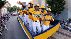 The Chicago Jackie Robinson West representing the Great Lakes Region will take on Nevada for the U.S. Championship on Saturday.