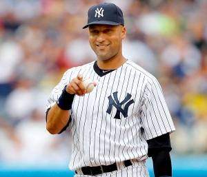 Derek Jeter's next stop is the Baseball Hall of Fame in Cooperstown.