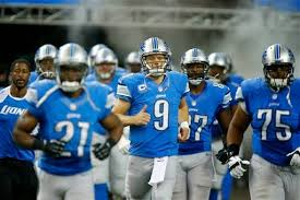 The Detroit Lions are 6-2 so far this season and are in first place in the NFC North.