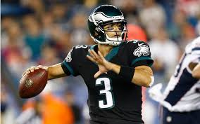 Mark Sanchez will have the Eagles to the postseason with the injury to starting quarterback Nick Foles.  Photo by CBS.com