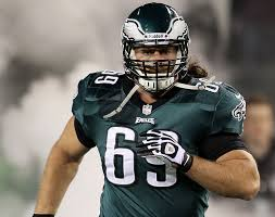 Two-time Pro Bowl offensive guard Evan Mathis is free to negotiate with other teams after he was released by the Eagles.