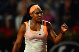 Serena Williams is halfway to tennis's Grand Slam.  She renews her chase for immortality at Wimbledon.