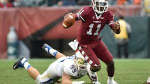Temple's P.J. Walker has a monumental task ahead of him in Saturday' game against Notre Dame.